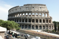 Colosseum in Rom